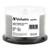 Verbatim DVD+R Dual Layer Recordable Disc, 8.5GB, 8X, Printable, Spindle, 50/Pk