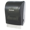 Boardwalk Hands Free Towel Dispenser, 9 3/4 x 16 7/8 x 12 3/8, Smoke Black