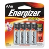 Energizer MAX Alkaline Batteries, AA, 8 Batteries/Pack