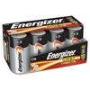 MAX Alkaline Batteries, D, 8 Batteries/Pack