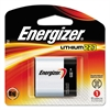 Energizer Lithium Photo Battery, 223, 6V