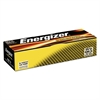 Energizer Industrial Alkaline Batteries, 9V, 12/Box