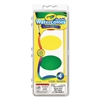 Crayola So Big Washable Watercolor Set, 4 Assorted Colors