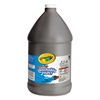Crayola Washable Paint, Black, 1 gal