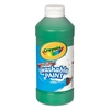 Crayola Washable Paint, Green, 16 oz