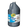 Crayola Washable Paint, Brown, 1 gal