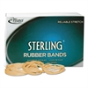 Alliance Sterling Rubber Bands Rubber Bands, 33, 3 1/2 x 1/8, 850 Bands/1lb Box