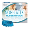 Alliance Antimicrobial Non-Latex Rubber Bands, Sz. 33, 3-1/2 x 1/8, .25lb Box