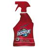 Professional RESOLVE Carpet Cleaner, 32oz Spray Bottles, 12/Carton