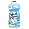 LYSOL Brand All-Purpose Cleaner, Waterfall Splash & Mineral Essence, Liquid, 40oz Bottle
