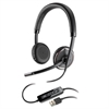 Plantronics Blackwire 500 Series Binaural Over-the-Head Headset