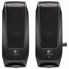 Logitech S120 2.0 Multimedia Speakers, Black