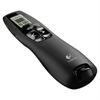 Professional Wireless Presenter w/Green Laser Pointer, 100ft Projection, Black