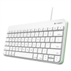 Logitech Wired Keyboard for iPad, Apple Lightning, White