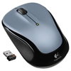 M325 Wireless Mouse, Right/Left, Silver