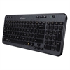 K360 Wireless Keyboard for Windows, Black
