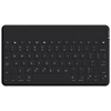 Keys-to-Go Ultra-Portable Stand-Alone Wireless Keyboard, Bluetooth, Black