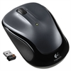 M325 Wireless Mouse, Right/Left, Black