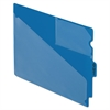 "Pendaflex End Tab Poly Out Guides, Center ""OUT"" Tab, Letter, Blue, 50/Box"