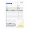 Purchase Order Book, 5 9/16 x 8 7/16, Two-Part Carbonless, 50 Sets/Book