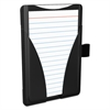 Oxford At Hand Note Card Case, 25 Capacity, 3 3/4d x 5 1/2w, Black