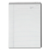 Docket Diamond Top Wire Planning Pad, Legal/Wide, 8 1/2 x 11 3/4, White, 60 SH