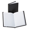 Boorum & Pease Pocket Size Bound Memo Book, Ruled, 5 1/4 x 3 1/4, White, 72 Sheets