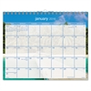 AT-A-GLANCE Tropical Escape Wall Calendar, 15 x 12, 2017