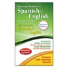Merriam Webster Merriam-Webster's Spanish-English Dictionary, 864 Pages