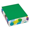 BriteHue Multipurpose Colored Paper, 24lb, 8 1/2 x 11, Green, 500 Sheets