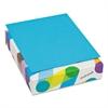 Mohawk BriteHue Multipurpose Colored Paper, 24lb, 8 1/2 x 11, Blue, 500 Sheets