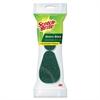 Scotch-Brite Refill Sponge Heads for Heavy-Duty Dishwand, 2/Pack