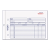Invoice Book, 5 1/2 x 7 7/8, Carbonless Duplicate, 50 Sets/Book