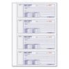 Rediform Money Receipt Book, 7 x 2 3/4, Carbonless Triplicate, 200 Sets/Book