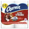 Ultra Strong Bathroom Tissue, 2-Ply, 4x3.92, 154/Roll, 4 Roll/Pack, 12Pk/Ctn