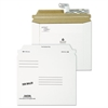 Recycled Redi Strip Economy Disk Mailer, 7 1/2 x 6 1/16, White, 100/Carton