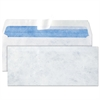 Quality Park DuPont Tyvek Lightweight Security Envelope, #10, White, 100/Box