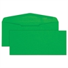 Quality Park Colored Envelope, #10, Green, 25/Pack