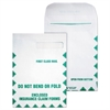 Redi Seal Insurance Envelope, First Class, 9 x 12 1/2, White, 100/Box
