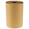 "Boardwalk Hardwound Paper Towels, 8"" x 350ft, 1-Ply Kraft, 12 Rolls/Carton"