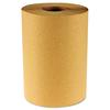 Hardwound Paper Towels, Nonperforated 1-Ply Natural, 800ft, 6 Rolls/Carton