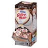 Liquid Coffee Creamer, Café Mocha, 0.375 oz Cups, 50/Box, 4 Box/Carton