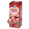 Coffee-mate Liquid Coffee Creamer, Cinnamon Vanilla, 0.375 oz Mini Cups, 50/Bx, 4 Box/Carton