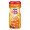 Coffee-mate Non-Dairy Powdered Creamer, Hazelnut, 15 oz Canister, 12/Carton