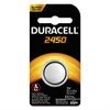 Duracell Button Cell Lithium Battery, #2450, 36/Carton