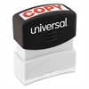 Message Stamp, COPY, Pre-Inked One-Color, Red
