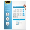 Fellowes Self-Laminating Sheets, 3mil, 12 x 9 1/4, 10/Box