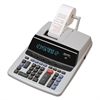 Sharp VX2652H Two-Color Printing Calculator, Black/Red Print, 4.8 Lines/Sec
