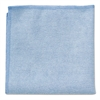 Rubbermaid Commercial Microfiber Cleaning Cloths, 16 X 16, Blue, 24/Pack