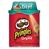 Pringles Potato Chips with Dip, Original Chips w/Creamy Ranch, 2.8oz Canister, 12/Crtn